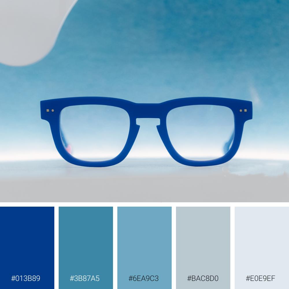 classic blu tendenza occhiali