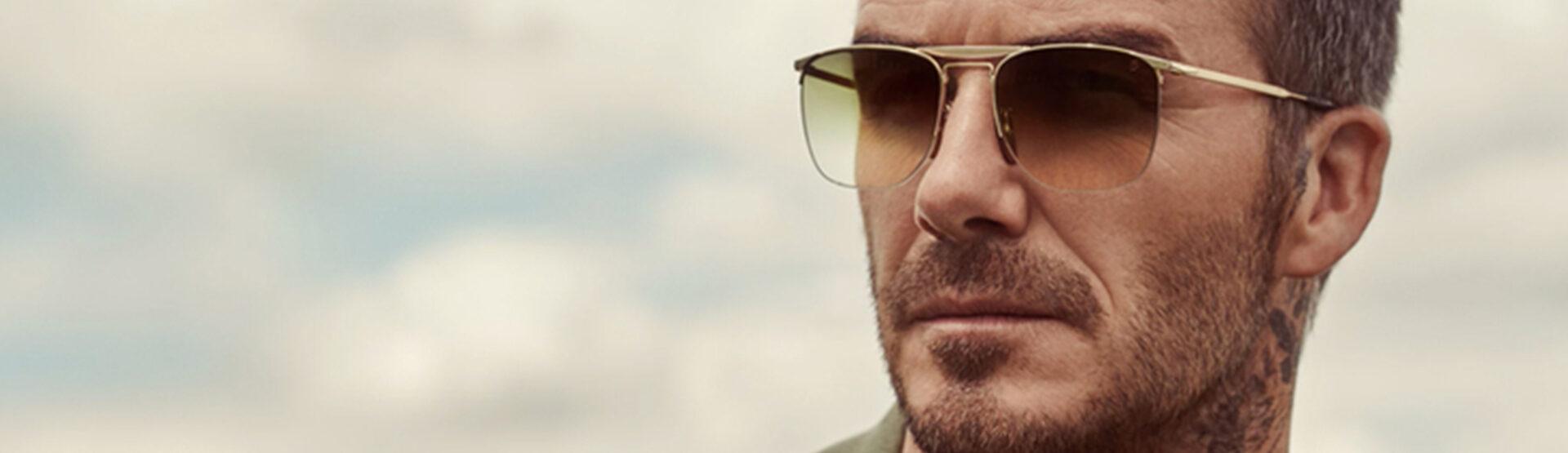 occhiali david beckham